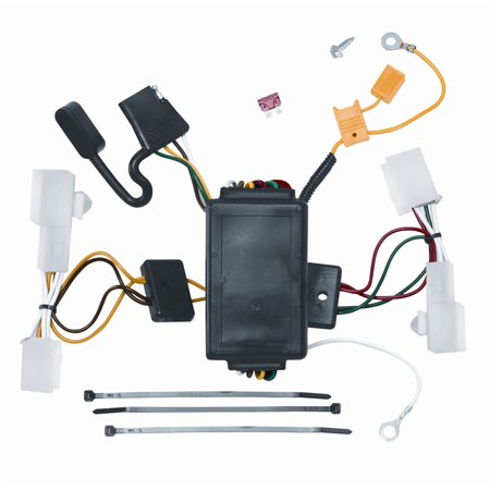 Vehicle - Trailer Wiring Harness Connector 118510 For 10-12 Lexus HS on