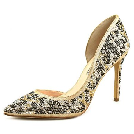 INC International Concepts Kenjay 3 Pointed Crystal Pumps (Inc International Concepts Heels)