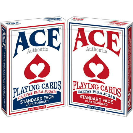 Ace Poker Playing Cards, Assorted Colors (Batman Playing Cards)
