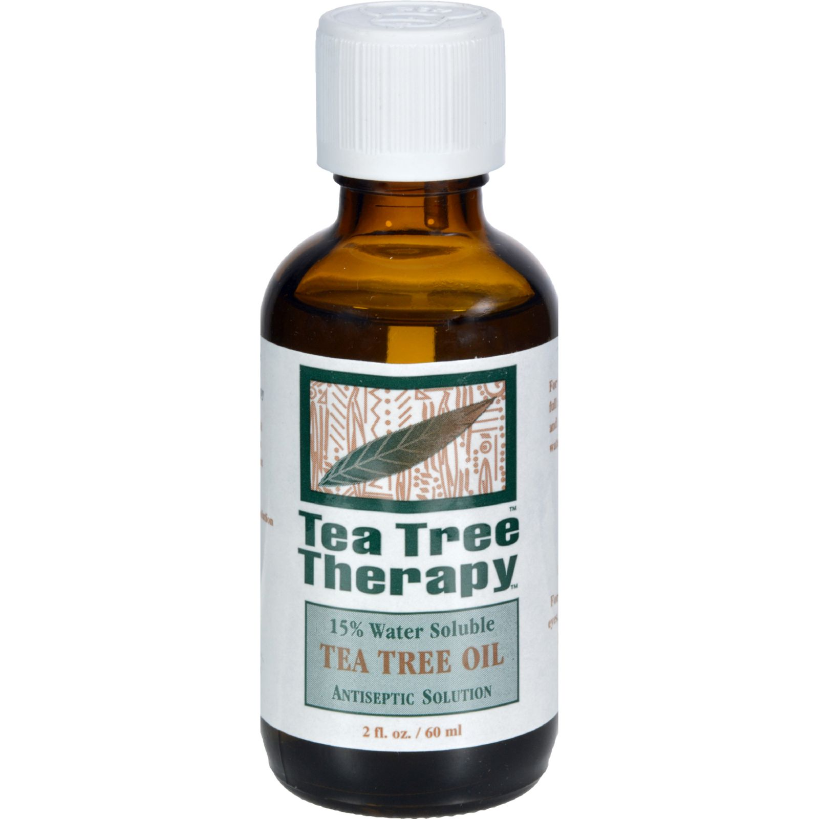 Tea Tree Therapy Tea Tree Therapy  Antiseptic Solution, 2 oz