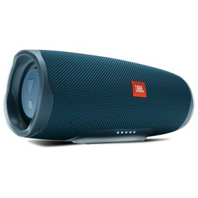 Jbl Charge 4 Portable Waterproof Wireless Bluetooth Speaker Black Walmart Com Walmart Com