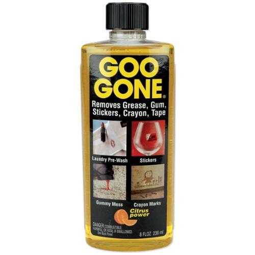 Goo Gone Remover Citrus Power-8 Ounces