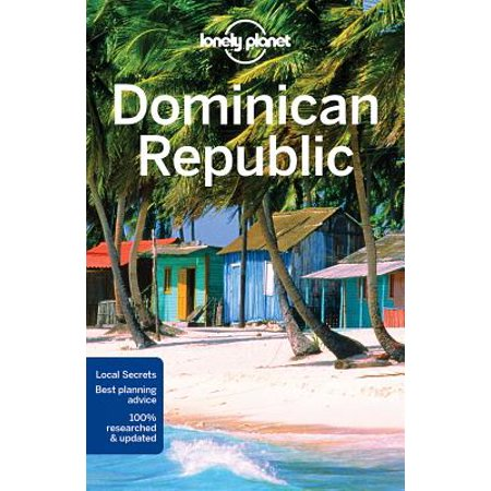 Lonely planet dominican republic - paperback: