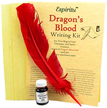 Fortune Telling Toys Spell Writing Parchment Paper Light Weight 12 Pack 3 x 4
