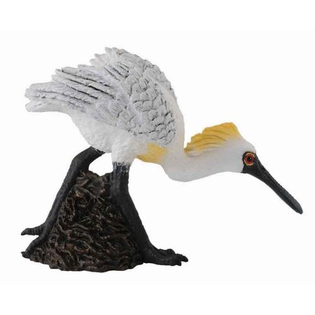 CollectA Wild Life Black-faced Spoonbill (Walking) - Costume Winners