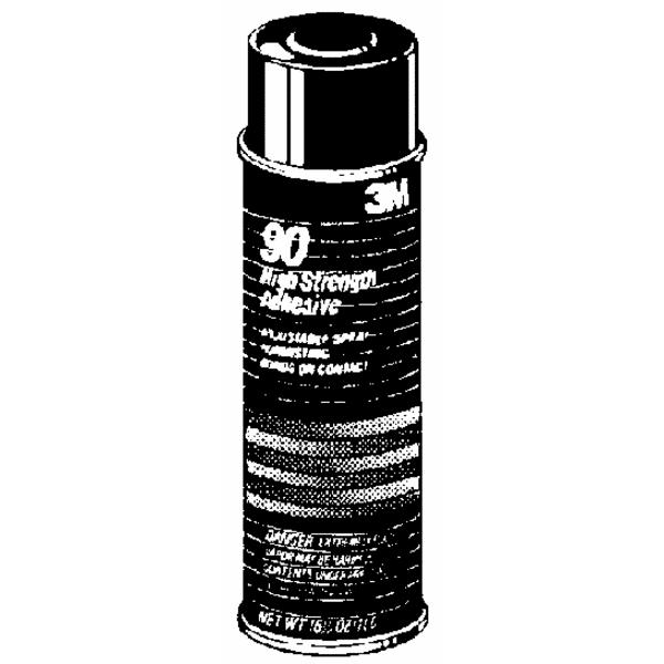 3M 90 High-Strength Spray Adhesive