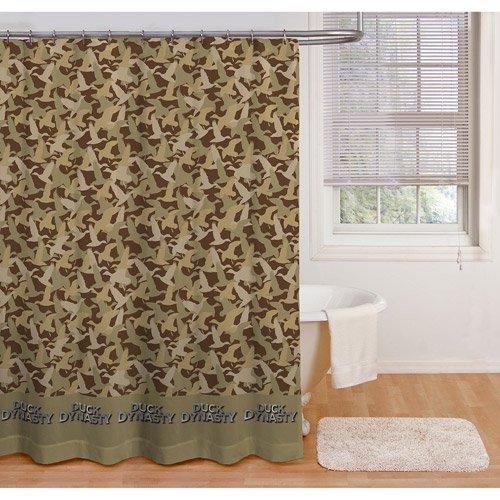Duck Dynasty Shower Curtain