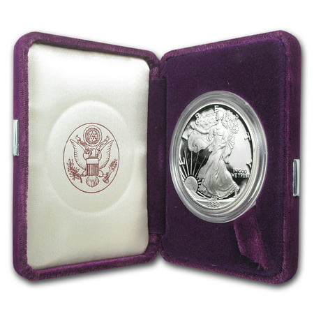 1990 American Silver Eagle Us Mint Ungraded Kamisco