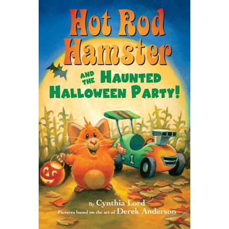 Hot Rod Hamster and the Haunted Halloween Party!