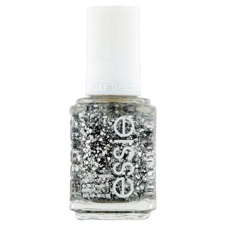 Essie Luxeffects Top Coat Nail Polish, Set In Stones, 0.46 fl oz