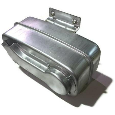Husqvarna Single Engine Muffler for RZ4619, RZ5424, YTH20K46 & More Lawn Mowers / 532188655,