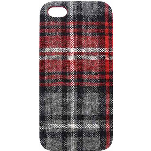 Tribeca Fabric Hardshell Case for iPhone 5/5SE/5s