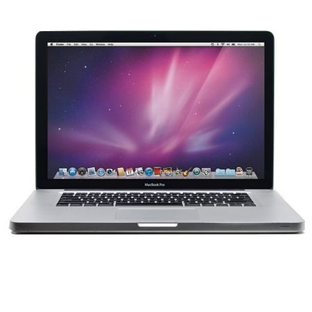 New 320 Gb Apple (Refurbished Apple MacBook Pro Core 2 Duo 2.66GHz 4GB RAM 320GB HD 15