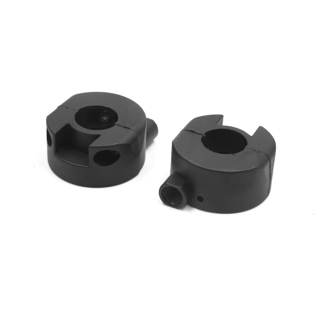 4Pcs Plastic Handlebar Throttle Cable Bracket Holder for Princess 125 100 - image 1 de 2