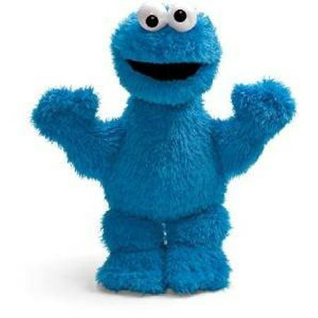 Sesame Street Cookie Monster Plush 14 INCH - Sesame Street Cookies