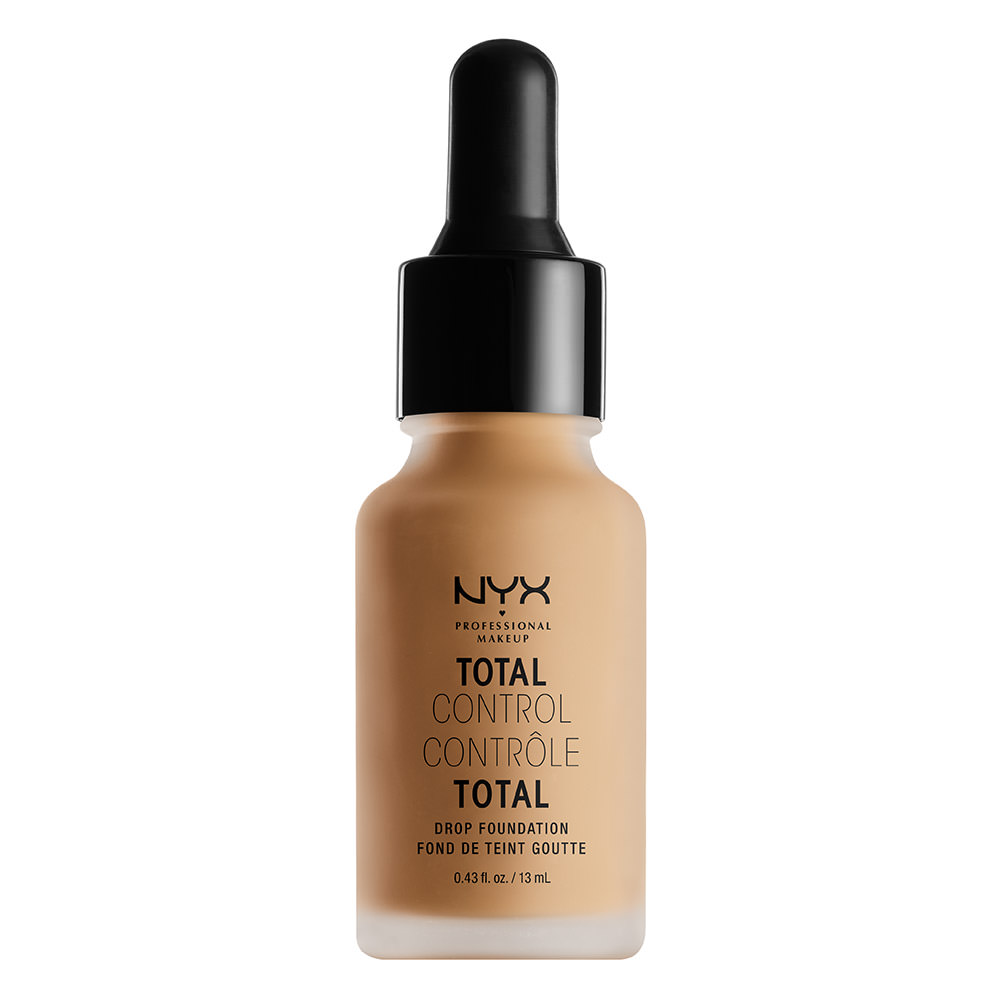 NYX Professional Makeup Total Control Drop Foundation Classic Tan - 0.43 fl oz