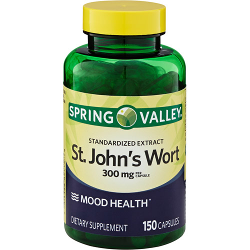 Spring Valley St. John's Wort 150ct