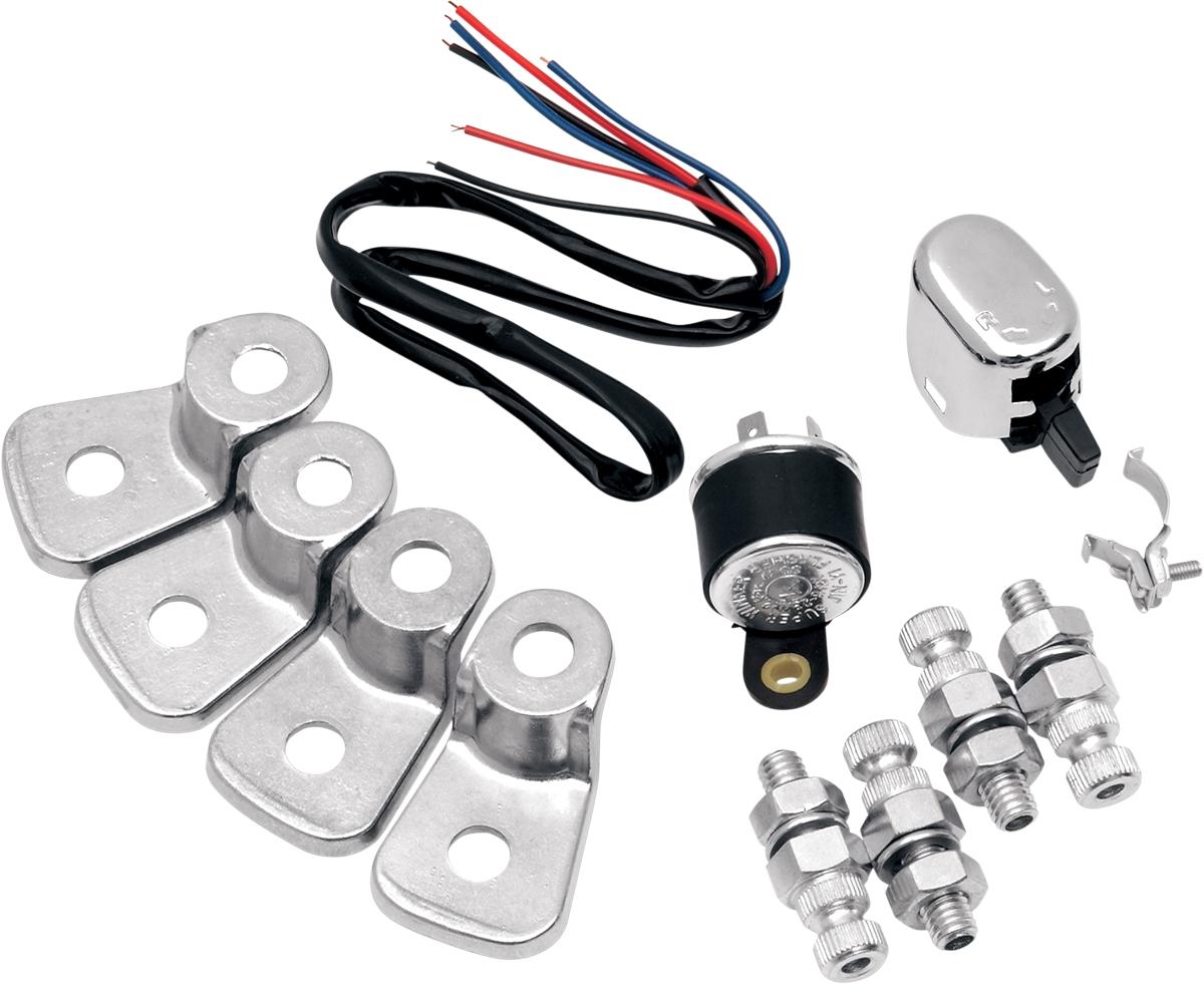 Mini-Stalk Marker Lights K/&S Technologies  25-8038