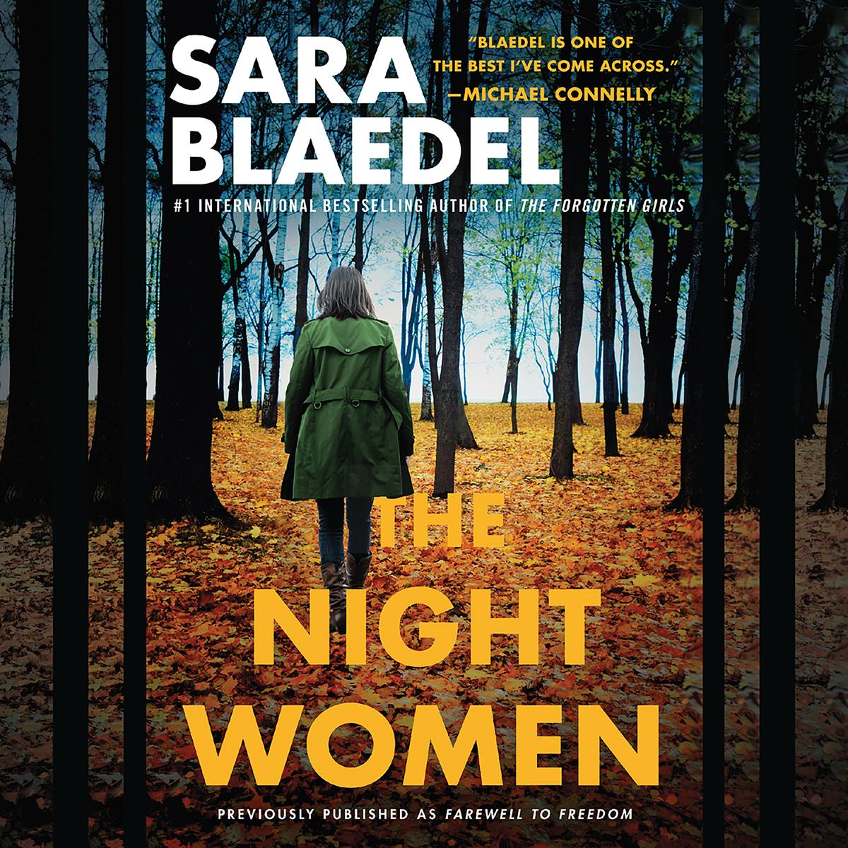 The Night Women (previously published as Farewell to Freedom) - Audiobook