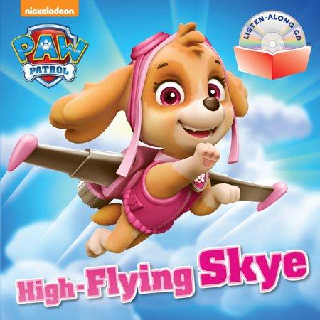 High-Flying Skye (PAW Patrol) (Paw Patrol Books)