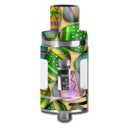 Skins Decals For Smok Micro Tfv8 Baby Beast Vape Mod / Easter Eggs