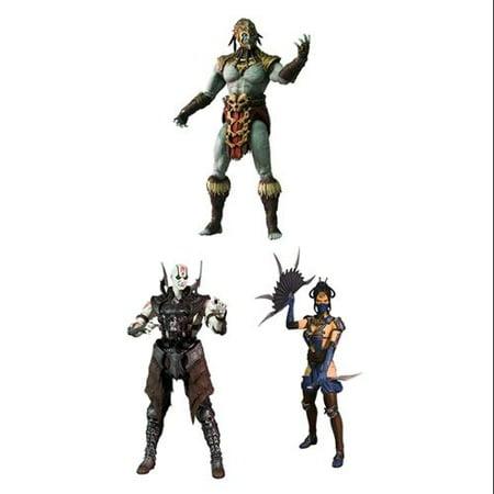 Mortal Kombat X Series 2: 6