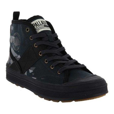 Camo High Top Sneakers (Men's Palladium S_U_B Hi CVS Camo High Top)