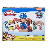 Play-Doh PAW Patrol Hero Pack, Includes 13 Non-Toxic Colors