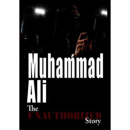 Unauthorized Story  Muhammad Ali   Fighting Spirit    Dvd