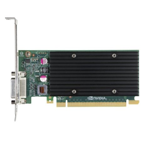 NVIDIA NVS 300 by PNY 512MB GDDR3 PCI Express Gen 2 x16 DMS-59 to Dual DVI-I SL or VGA Profesional Business Graphics Board,