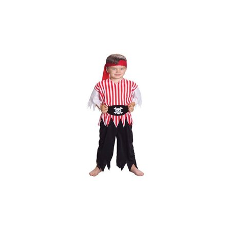 Childs Boy's Buccaneer Pirate Swashbuckler Costume - Us Costumes