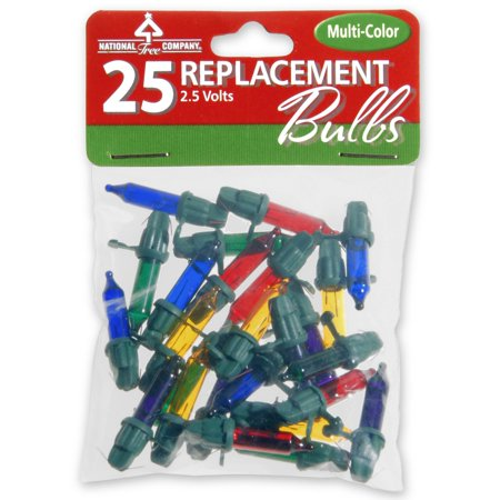National Tree Company Christmas Light Replacement Bulbs ()