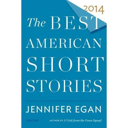 The Best American Short Stories 2014 - eBook