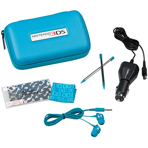 Power A 3DS Explorer Starter Kit - Teal (3DS)