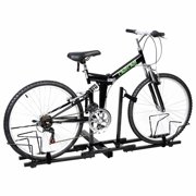 Heavy Duty 2 Bike Bicycle Hitch Mount Carrier Platform Rack Truck SUV for 2'' Receiver Trucks SUV New