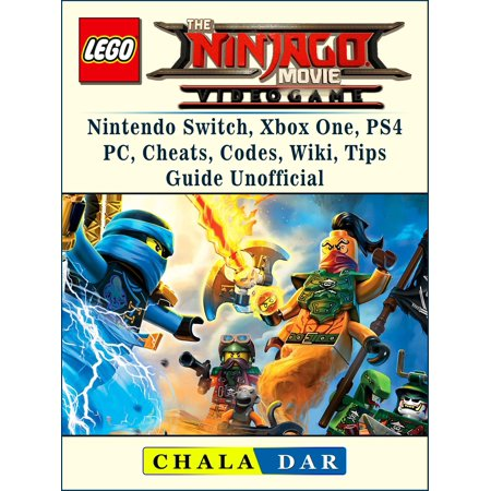 The Lego Ninjago Movie Video Game, Nintendo Switch, Xbox One, PS4, PC, Cheats, Codes, Wiki, Tips, Guide Unofficial -