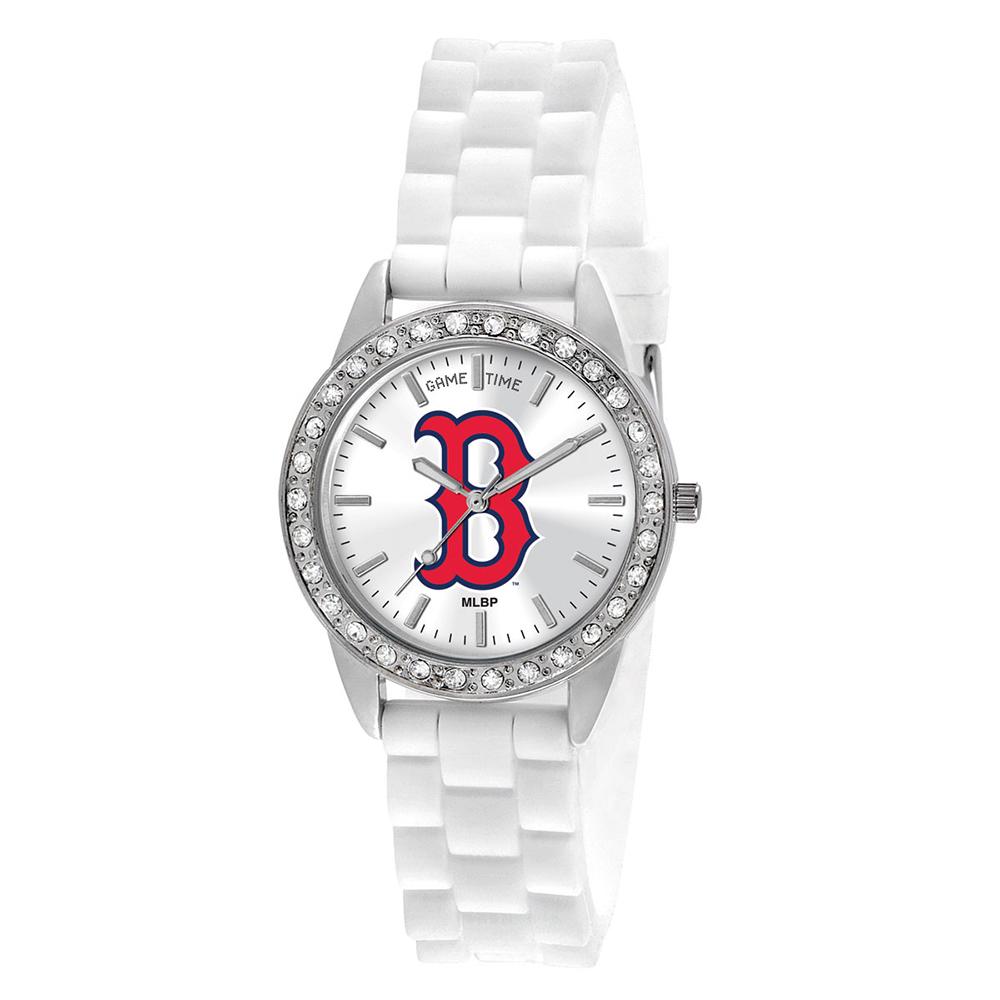 "Colorado Rockies MLB Women's ""Frost Series"" Watch"