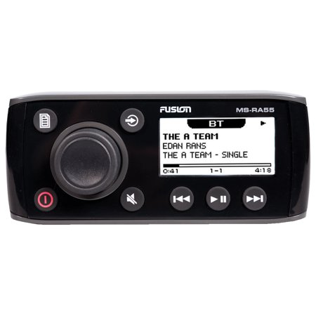 Fusion Ms-Ra55 Marine Stereo Compact W/ - Fusion Bluetooth