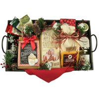 Gift Basket Drop Shipping ChBrTr-2 A Christmas Morning, Deluxe Breakfast Tray
