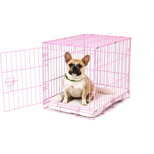 Carlson Compact and Secure Deluxe Metal Dog Crate by Carlson Pet Products