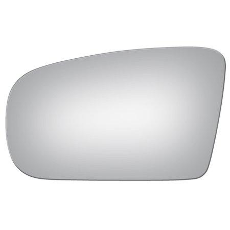 Burco 2671 Left Side Mirror Glass for Chevy Classic, Malibu, Oldsmobile Cutlass (Oldsmobile Cutlass Power Mirror)