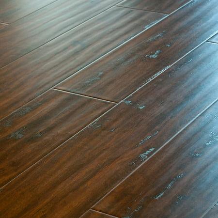 Select Surfaces Truffle Click Laminate Flooring Walmart