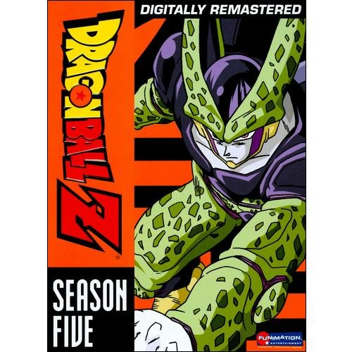DragonBall Z: 5 Season Set (Japanese)