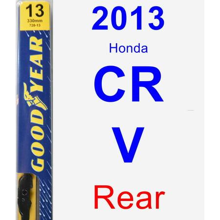 2013 Honda CR-V Rear Wiper Blade - (4runner Wiper)