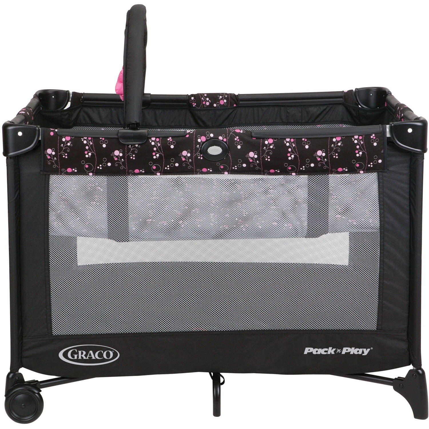 Graco Pack 'N Play with Automatic Folding Feet Playard, Priscilla -  Walmart.com