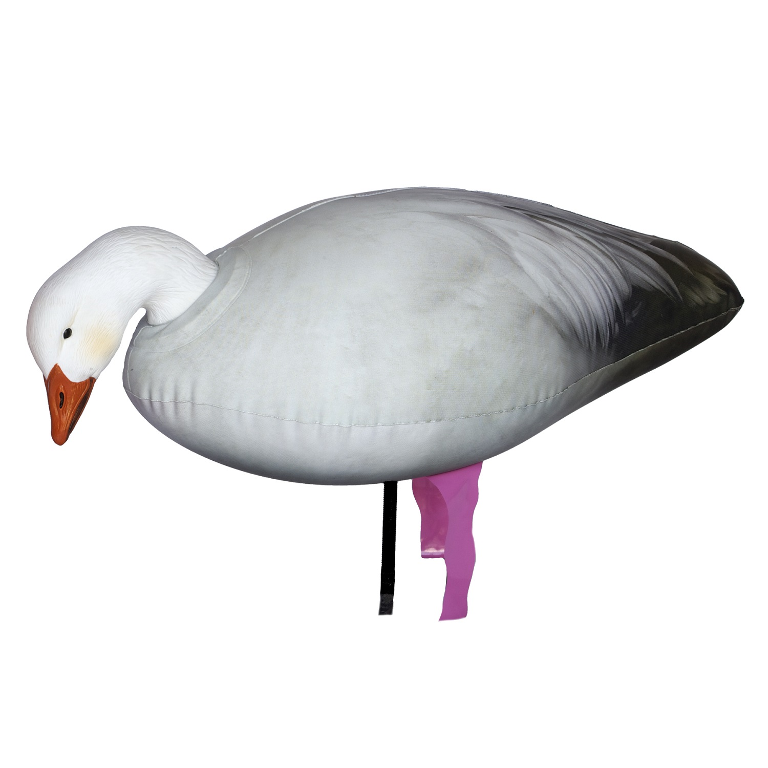 Image of Cherokee Sports Full Bodied Snow/Blue Goose Decoys, 6-Pack