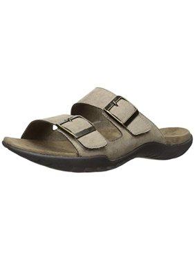 b2b8e9f8b1888 Product Image J-41 Mens Juno Vegan Leather Casual Slide Sandals