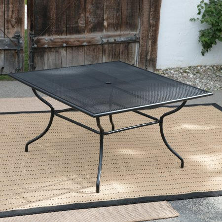 Belham Living Parkville Metal Mesh Patio Dining (Rectangle Patio Table)