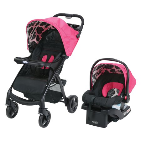 Graco Verb Click Connect Travel System With Snugride 30