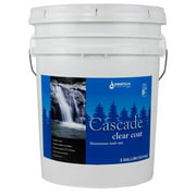 Sashco Cascade Exterior Weather Repellent, 5 Gallon Pail, Clear Pack of 1